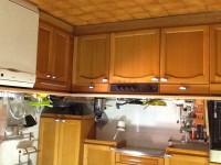 Presupuesto reformar la cocina pintar baldosas y muebles for Pintar baldosas cocina